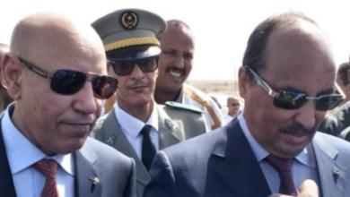 صورة هل أكره ولد عبد العزيز على ترشيح ولد الغزواني../ خاص