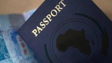 صورة الإعلان عن جواز سفر موحد للمواطنين الأفارقة في 2019