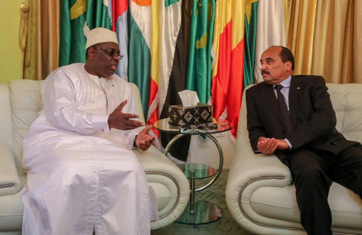 السفارة الموريتانية في السينغال تساهم في تعزيز العلاقات بين نواكشوط ودكار