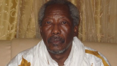 صورة محام موريتاني : مسعود لايمكنه الترشح لرئاسيات 2019