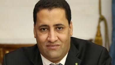 صورة دعوى قضائية ضد وزير المالية المختار ولد اجاي