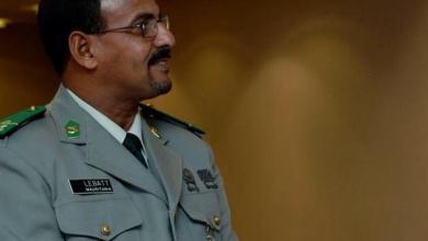 صورة الجنرال ولد معيوف يدعم سيدي محمد ولد بوبكر