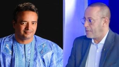 صورة الإفراج عن الشيخ ولد جدو و عبد الرحمن ولد ودادي