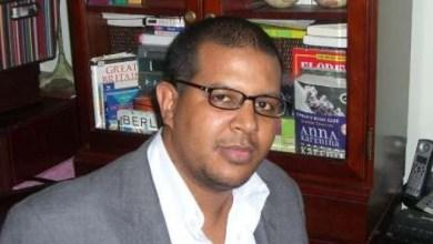 صورة مقابلة مع الناطق الرسمي باسم حلف أهل الشين في أمرج العامرة