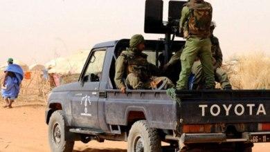 صورة نواكشوط : الدرك  يعتقل حرسيا بعد ضرب ابنه حتى الوفاة في عرفات