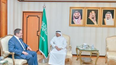 صورة السعودية : وزير الحج والعمرة يستقبل سفير روسيا