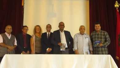 صورة المغرب : على هامش تخليد ذكرى عيد العرش مدير مؤسسة السلام حي معاوية يشارك في الإستعدادات المحضرة  لمعرض فنون البيئة