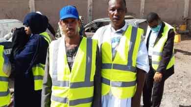 صورة مبادرة الفوز والنجاح تواصل حملة نظافة نواكشوط