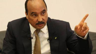 صورة انباء عن خضوع الرئيس السابق عزيز  للإقامة الجبرية في منزله بنواكشوط