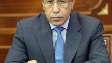 صورة الرئيس غزواني يرفض إعادة العلاقات مع اسرائيل