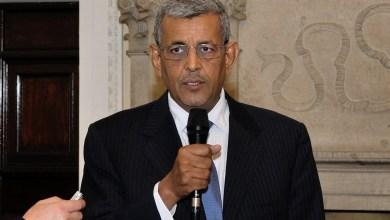صورة إختيار مدير شركة SNDE رئيسا للحزب الحاكم