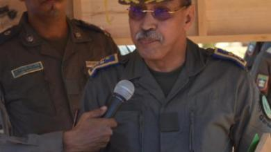 صورة الجنرال مسغارو : تجمع الجمالة يلعب دورا محوريا في محاربة الإرهاب والتهريب
