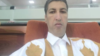 صورة تعهداتي وأخواتها تثمر تنمية ورخاء ../ الداه صهيب نائب برلماني