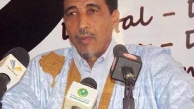 صورة وضع رئيس حزب اتحاد قوى التقدم محمد ولد مولود في الحجز الصحي