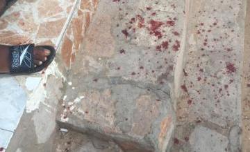 صورة نواكشوط : جريمة قتل بشعة في تنسويلم