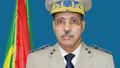 صورة الجنرال مسغارو :  مساهمة  الحرس في مهمة تطبيق الإجراءات الأمنية للحد من انتشار كورونا كان شرفا عظيما لقطاعنا