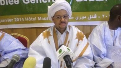 صورة ولد أعل فال : لم تعد هناك عقبة قانونية أمام عمل الإتحاد الموريتاني للرماية التقليدية