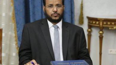 صورة إصابة وزير الشؤون الإسلامية الداه ولد سيدي اعمر طالب بفيروس كورونا