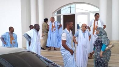صورة الشرطة تغلق مقر حزب الوحدوي المحسوب على ولد عبد العزيز