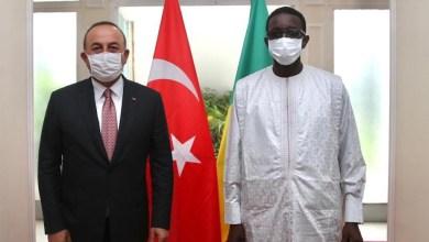 صورة تركيا والسنغال تبحثان آخر التطورات في مالي