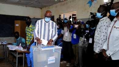 صورة بوركينا فاسو : إنطلاق عمليات التصويت لإنتخاب رئيس للبلاد