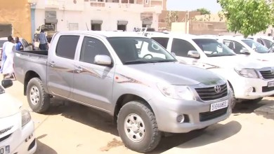 صورة إلغاء كل الشروط التى كانت مفروضة على استيراد السيارات المستعملة في موريتانيا