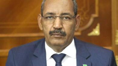 صورة تعيين وزير الداخلية السابق أحمد ولد عبد الله