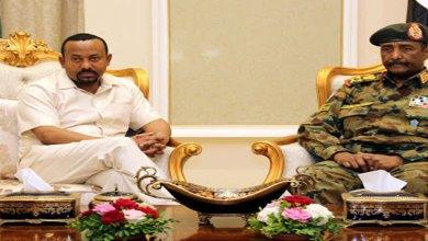 صورة توتر حدودي بين السودان وإثيوبيا