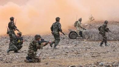 صورة الجيش المغربي يطلق النار على موريتانيين
