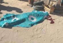 صورة جريمة قتل بشعة في نواكشوط (صورة )