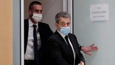 صورة القضاء الفرنسي يصدر حكمه على ساركوزي غدا