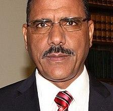 صورة محمد بعزوم رئيسًا للنيجر.. الحلم الذي أصبح حقيقة..