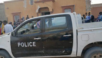 صورة نواكشوط : إنتحار شاب في منزل بحي ملح في مقاطعة توجنين