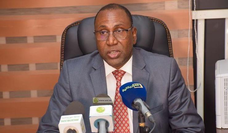 صورة موريتانيا : إطلاق حملة لتلقيح 120 ألف مواطن ضد فيروس كورونا
