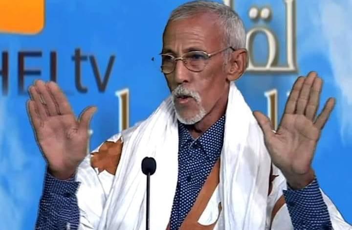 صورة توقيف ولد أحمين أعمـر العمدة السابق لأوجفت