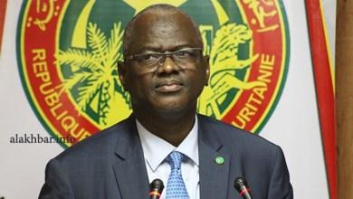 صورة خروج الوزير السابق سيدي ولد سالم من التنافس على منصب مفوض الإتحاد الإفريقي للتكنولوجيا