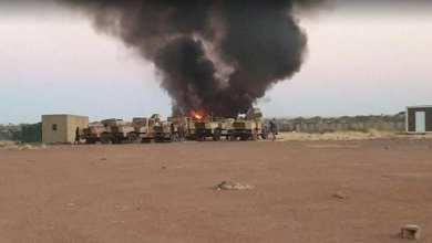 صورة مالي : جرحى في هجوم استهدف قوات برخان