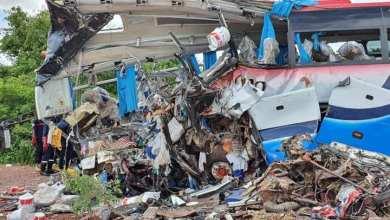 صورة مـالي : وفاة 37 شخصا في حادث سير مروع