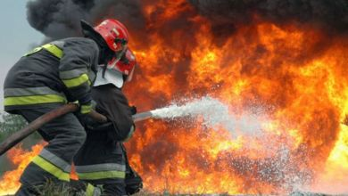 صورة الجزائر تسيطر على 76 حريقا من أصل 100