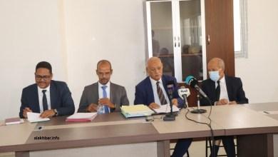 صورة دفاع ولد عبد العزيز : موكلنا تعرض لمداهمة تعسفية في سجنه