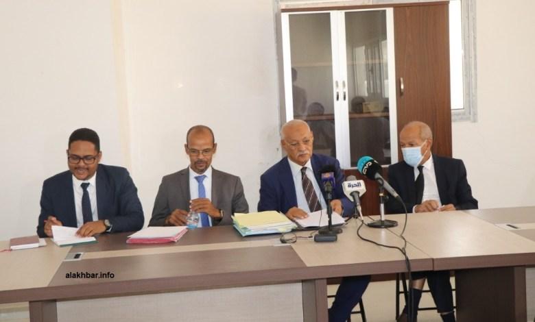 صورة دفاع الرئيس السابق محمد ولد عبد العزيز ينتقد تصريح نقيب المحامين