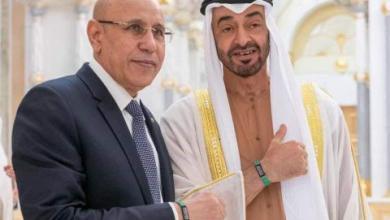 صورة غزواني يزور الإمارات لحضور عرض موريتانيا في معرض أكسبو دبي