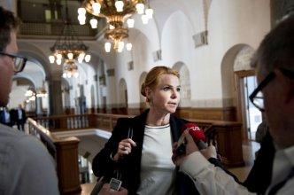 Inger Støjberg (V) - Udlændinge-, Integrations- og Boligminister