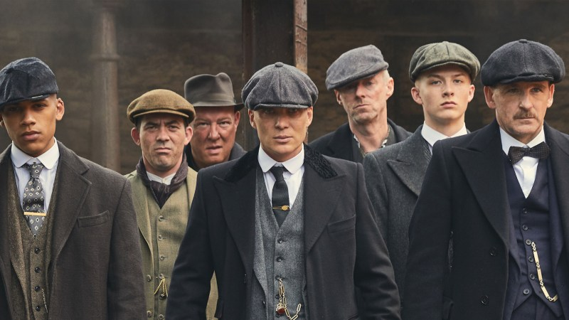Real Peaky Blinders