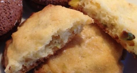 Rezept-Kekse-aus-Mürbeteig-mit-Pistazie-und-Limoncello-eine-italienische-Gebäck-Versuchung