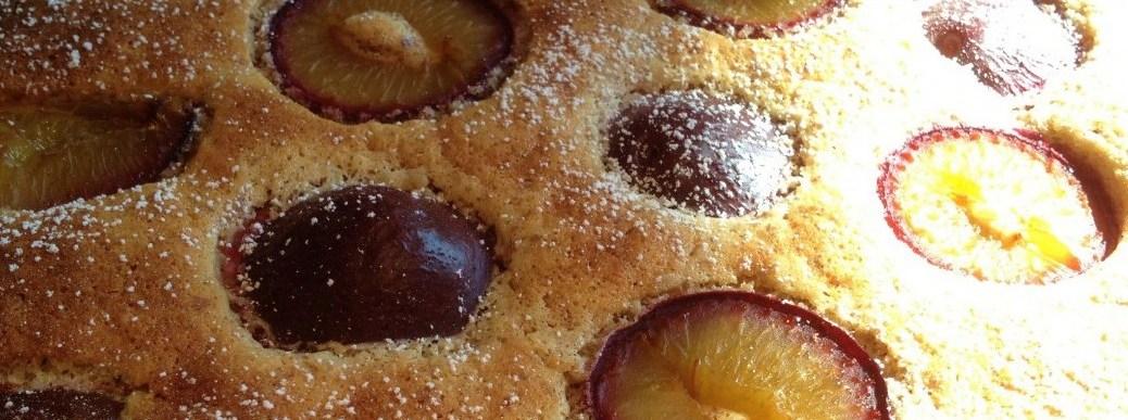 Mandel-Zwetschgen-Pflaumen-kuchen