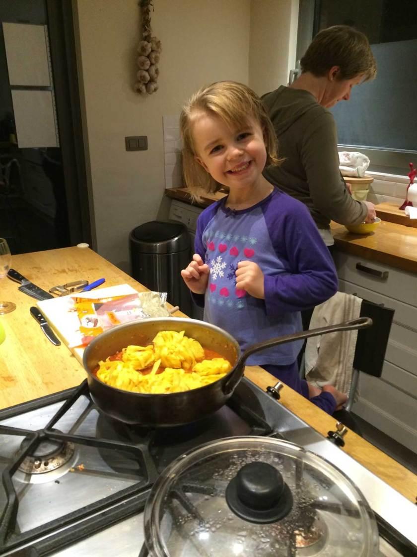hoe kook je pasta?