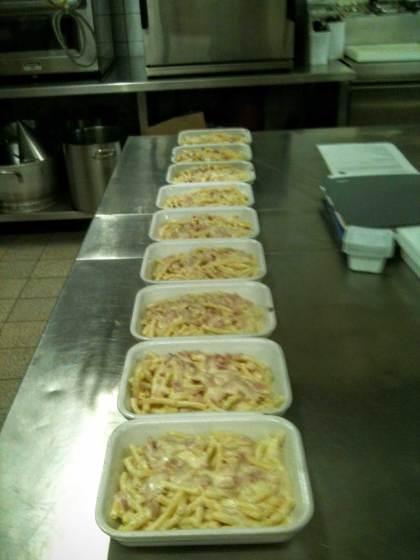 hoeveel macaroni serveer je?