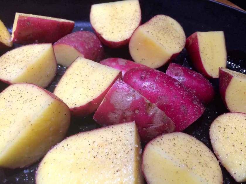 Franceline aardappelen voor aardappelen oven