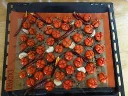 kerstomaatjes-in-de-oven voor arrabiata